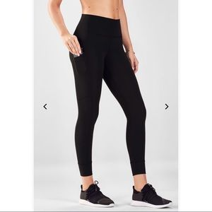 Fabletics High-Waisted Statement Powerform 7/8 M